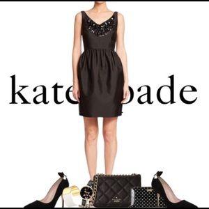 NWT Kate Spade Size O Embellished Cupcake Dress